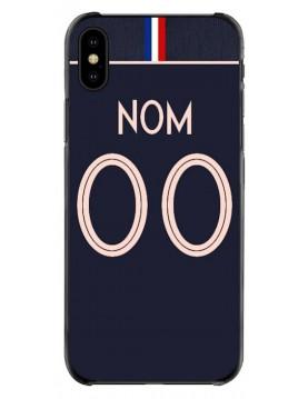 Coque coupe du monde féminine 2019 - iPhone  XS MAX personnalisable - Domicile