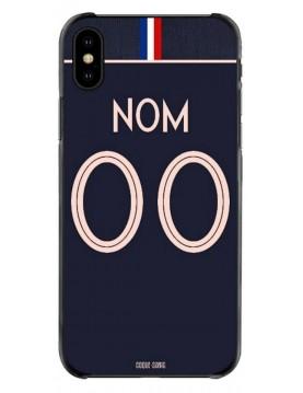 Coque coupe du monde féminine 2019 - iPhone  X/XS personnalisable - Domicile