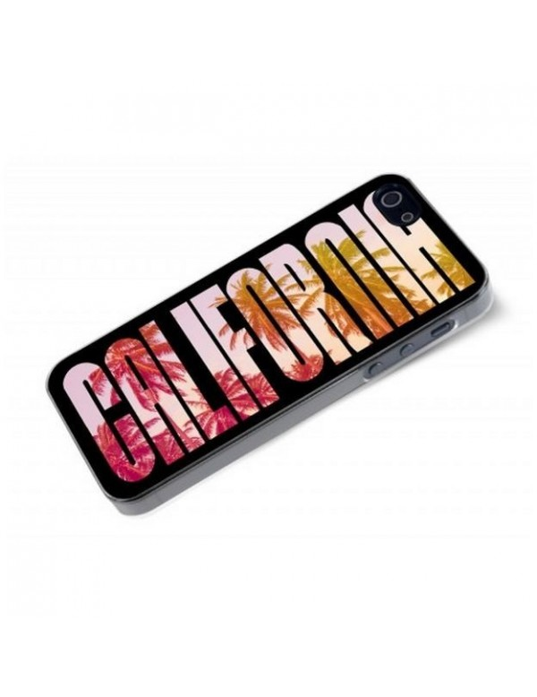 iPhone 5/5S coque rigide California