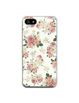 Coque iPhone 5/5S Fleurs de printemps