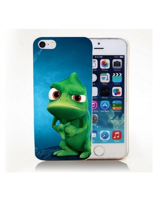 Coque iPhone 5/5S Caméléon Pascal