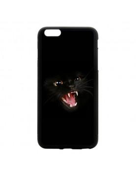 Coque iPhone 5/5S Chat noir...