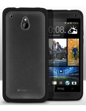 Coque HTC One Mini Glossy Edge-Noir