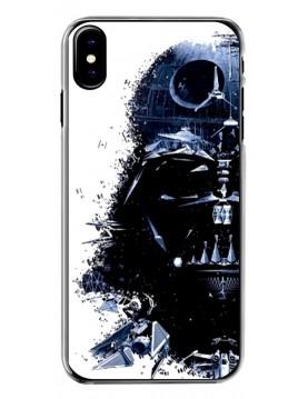 iPhone X/XS-coque-dark-vador-star-wars