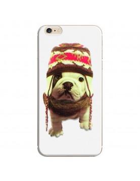 Coque-souple-iPhone-6-6s-chien-péruvien