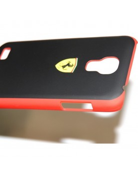 Coque Galaxy S4 Mini - Ferrari Scuderia noir