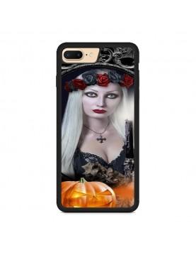 "Coque iPhone 7 PLUS/8 PLUS ""Sorcière sexy halloween"""