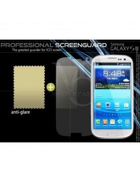 Film Protecteur d'écran pour Samsung Galaxy S3 Anti-reflet