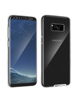 Coque Silicone Transparent Samsung Galaxy S8