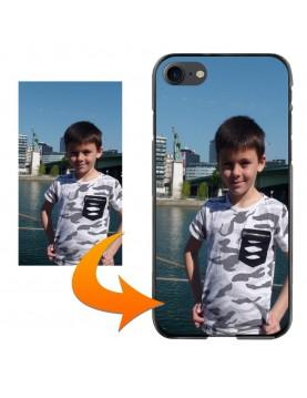 Coque personnalisable pour iPhone 12 PRO - Contour Souple Transparent