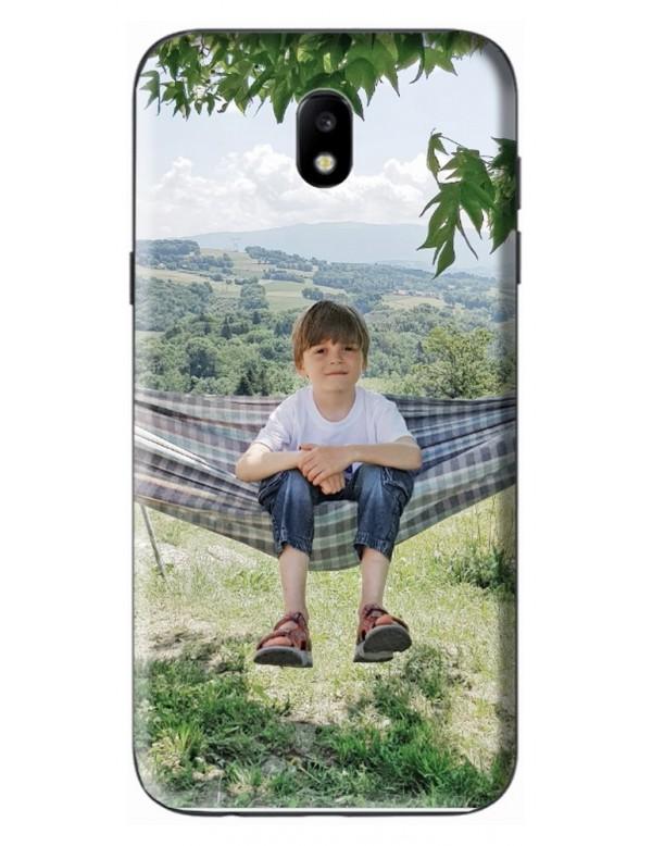 Samsung Galaxy J5 2017 - Coque personnalisable - Souple Noir