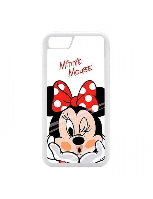 Coque pour iPhone 7/8 - Minnie mousse