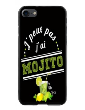 Coque iPhone 7/8 - J'peux pas j'ai Mojito