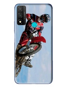 Coque Huawei P Smart 2020 à Personnaliser- Contour Souple Noir
