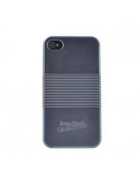 Coque-Jean-Paul-Gaultier-iPhone-4-4S-Effet-Boite-Conserve-Gris