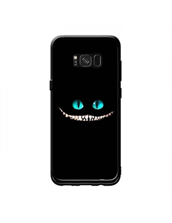 Coque rigide Samsung Galaxy S8 Plus - Monstre aux yeux bleus
