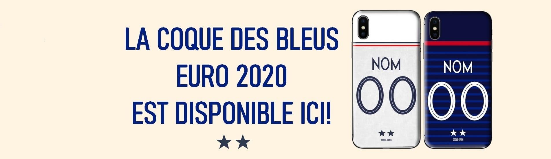 Coque de Protection France Euro 2020